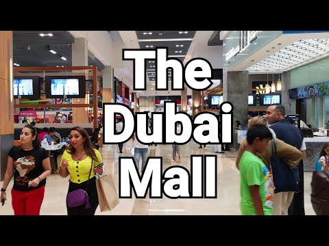 The Dubai Mall launches a new virtual store | Time In 2020
