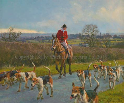 Onwards-The-Atherstone-Hunt-Limited-Edition-Print-by
