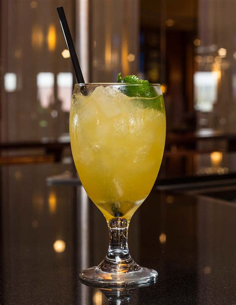 Easy to Mix: Ocean Prime's Rum Punch - Chilled Magazine