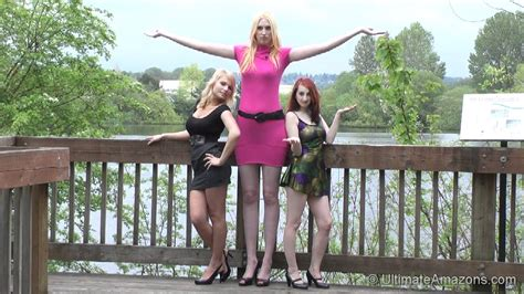 Picture List - Towering Women