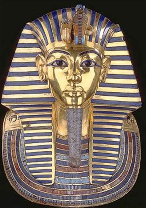 The Egyptian Museum, Cairo, Egypt - Gold Mask