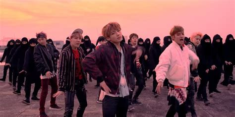 BTS – 'Not Today' Official Music Video   Starmometer
