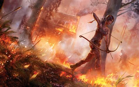 Tomb Raider 2013 Game Wallpapers   HD Wallpapers   ID #11446