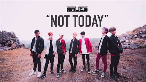 BTS Not Today Wallpapers - Wallpaper Cave