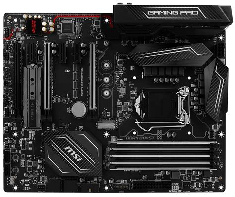 Review: MSI Z270 Gaming Pro Carbon - Mainboard - HEXUS