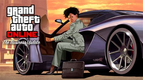 GTA: Online adds new sports cars, jet, weapons with