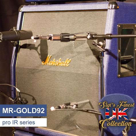 MR-GOLD92 guitar speaker cabinet IR library, based on a
