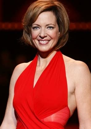 Allison Janney Weight Height Ethnicity Hair Color Shoe Size