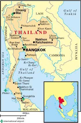 My Dream Vacation in Thailand