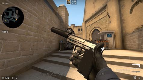 CS:GO USP-S Re-animated [Counter-Strike: Global Offensive