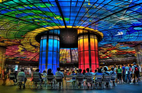 The Beauty of the Metro: Top Beautiful Stations and their