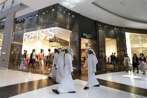Dubai the top spot for luxury spending by Mideast shoppers