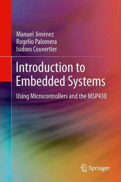 Introduction to Embedded Systems (eBook, PDF) von Manuel