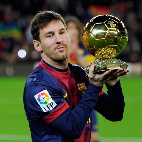 Ranking the 25 Most Likely 2014 Ballon d'Or Winners