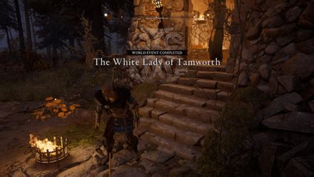 The White Lady of Tamworth Walkthrough | Assassin's Creed