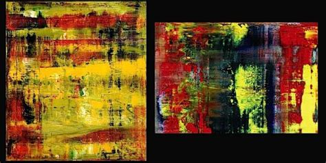 Eric Clapton Puts Second Gerhard Richter Abstract Up For
