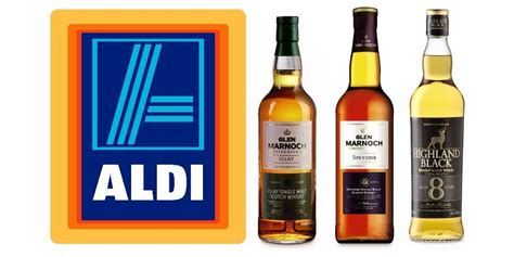 The Best Whiskey Is Found At Your Nearest Aldi Store