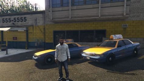 GTA V Taxi Missions Guide - All Taxi Mission Locations
