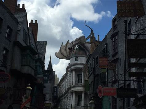 Harry Potter and the Escape from Gringotts - Coasterpedia