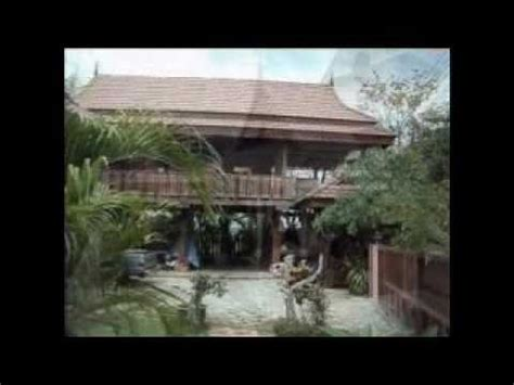 Thai Northern style house for sale near Chiang Mai