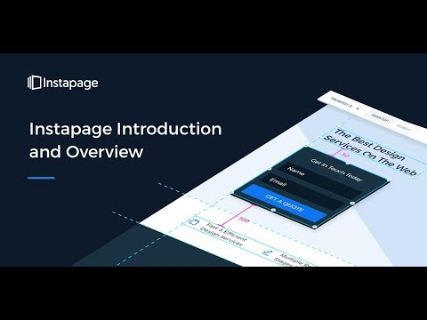 Instapage Review 2020 - Most Powerful Landing Page Builder