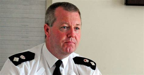 Former high-ranking Merseyside Police officer in court on