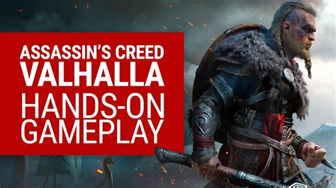 Assassin's Creed Valhalla hands-on gameplay: storming
