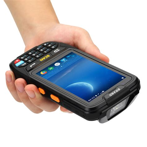 China Android Barcode Scanner PDA with Maxicode/Data