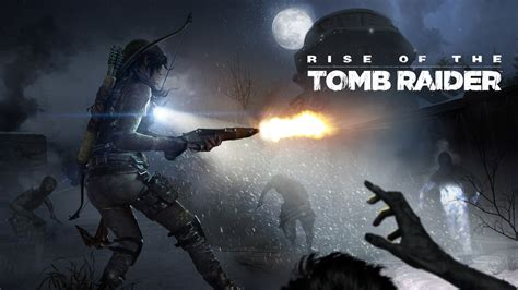 Rise of the Tomb Raider Cold Darkness Awakened Wallpapers