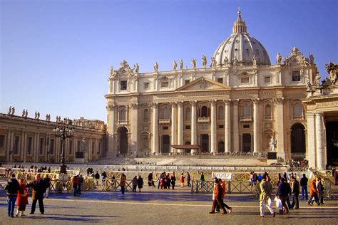 Rome/Vatican – Travel guide at Wikivoyage